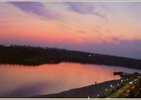 В Запорожье - вечер Великой субботы (фото)