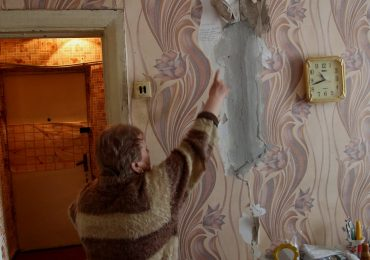 Обвал дома на Павло-Кичкасе: что происходит полтора месяца спустя? (фото)