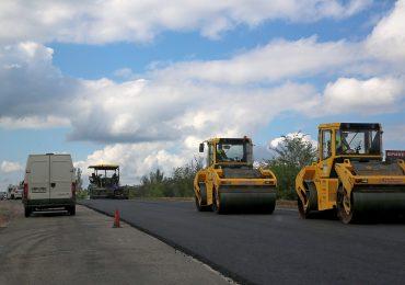 Турецкая компания Onur ударными темпами таки ремонтирует дорогу Запорожье-Васильевка-Бердянск (фото, видео)