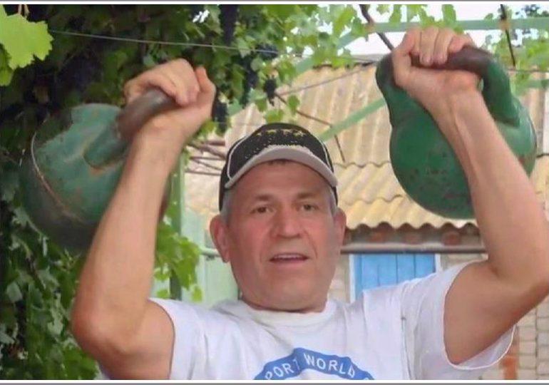 Рекордсмену Книги рекордов Гиннесса  из Запорожской области – 70 лет