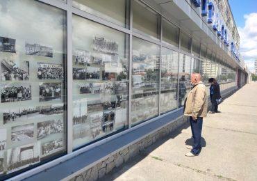 В Энергодаре открылась необычная фотовыставка - в окнах библиотеки