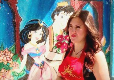 В Запорожской области в подъезде дома поселись сказочные герои