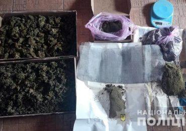 У Бердянську у місцевого мешканця вилучили наркотиків на 1 мільйон гривень (фото)