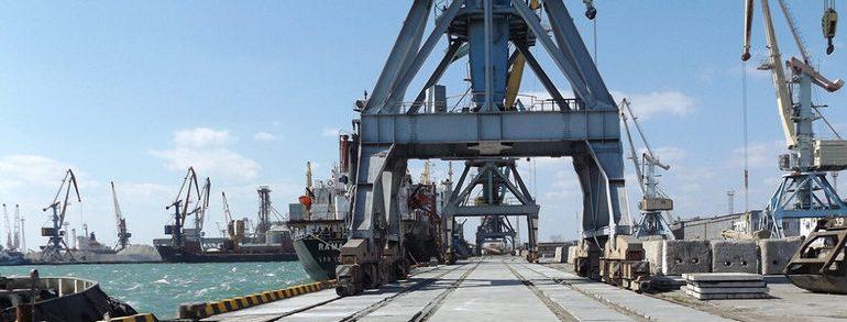 В 2020 году Бердянский порт увеличил грузооборот более чем вдвое