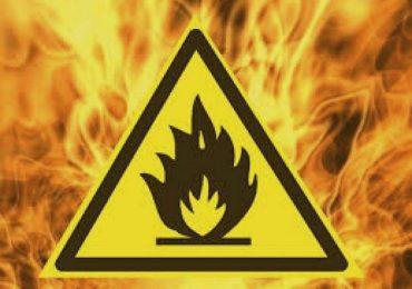 Запорожские спасатели предупреждают о чрезвычайной пожарной опасности