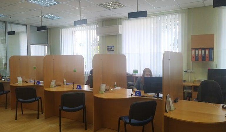В Запорожье в связи с карантином управления соцзащиты населения освоили новый способ работы