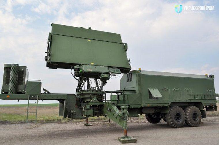 В Запорожье создали новейший радар для системы ПВО