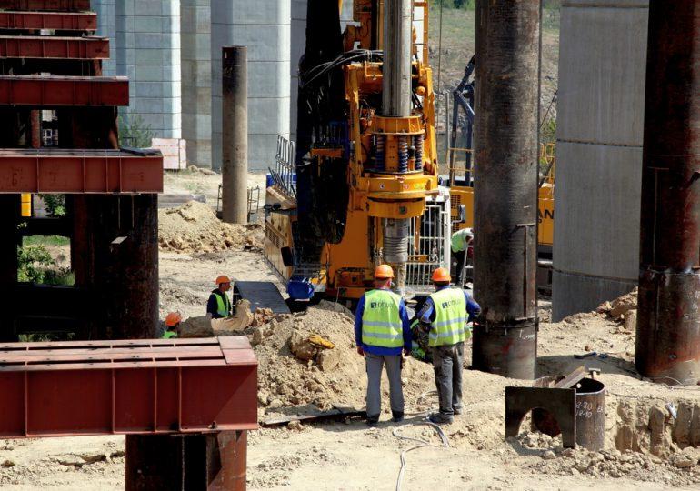 В Запорожье турецкая компания «Onur» таки строит мосты (видео)