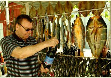Как в Запорожской области как бы рыбу покупали (фото)