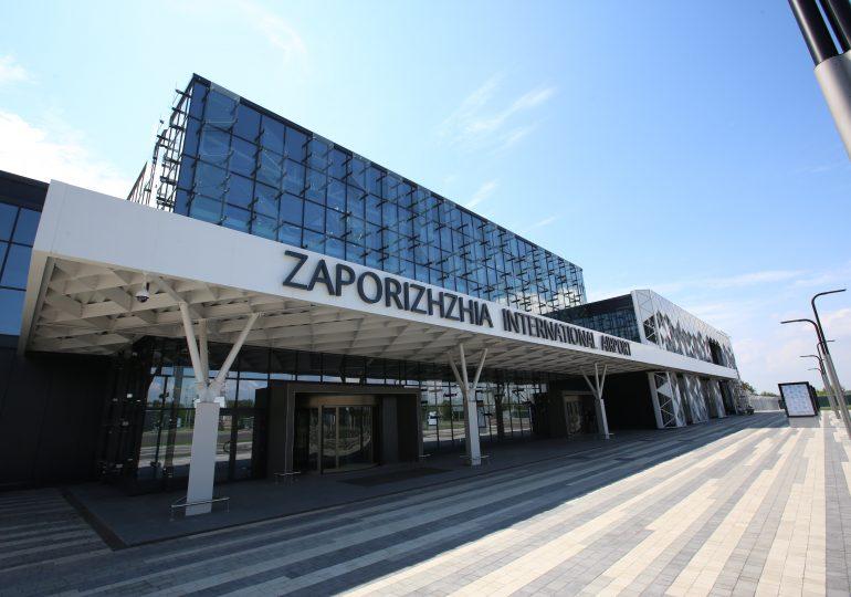 Пока из Запорожья можно улететь только в Киев