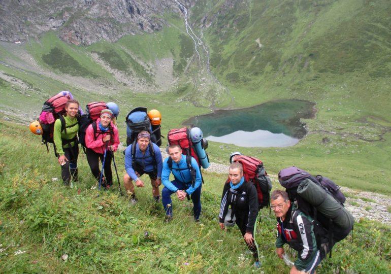 Юні туристи нашої області – переможці Всеукраїнських змагань серед учнівської та студентської молоді