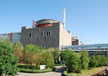 На Запорожской атомной станции блок №1 отключен от энергосистемы и выведен в резерв