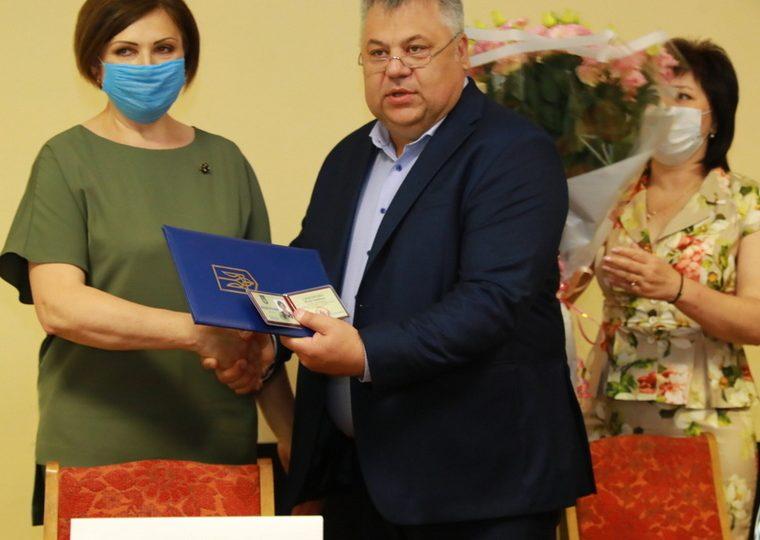 В Бильмакском районе представили главу райгосадминистрации