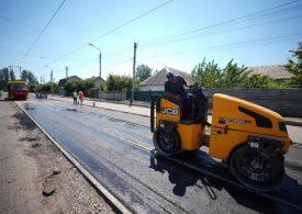 В Запорожье восстанавливают трамвайный маршрут №12