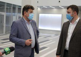 Терминал запорожского аэропорта понравился министру инфраструктуры