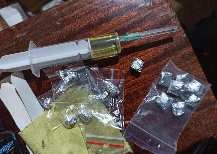 На запорізькому курорті затримано розповсюджувача наркотиків