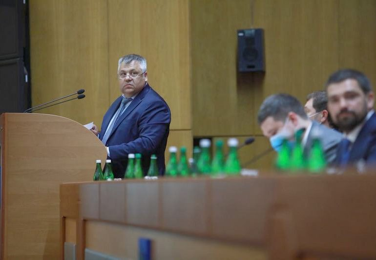 Відбулося представлення нового керівника області