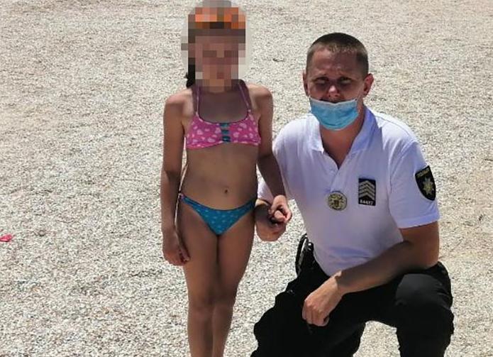 Запорізькі поліцейські розшукали та повернули рідним 3-х зниклих дітей
