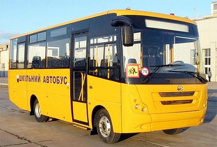 Запорожский автомобилестроительный завод начал производство нового автобуса
