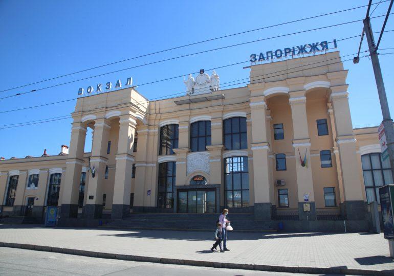 Поехали: в Запорожье запустили поезда и автобусы