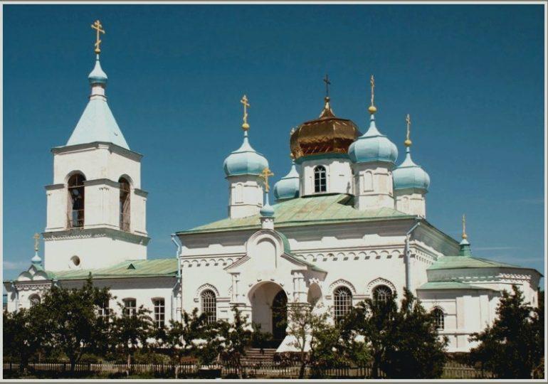 Храмы Запорожской области: Свято-Вознесенский, 1898 года
