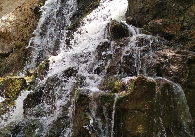 Водопады в степи Запорожской