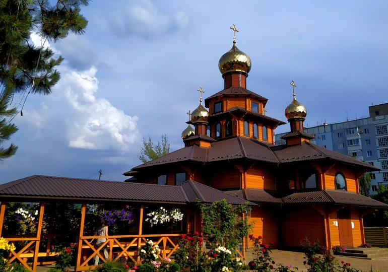 Чудовий день! Храмове свято парафії «Матері Божої неустанної помочі» (відео, фото)