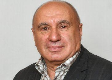Станислав Оганов: Луганская «Заря» сегодня прогрессирует