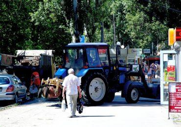 Освобождение проспекта Металлургов в Запорожье (фото, видео)