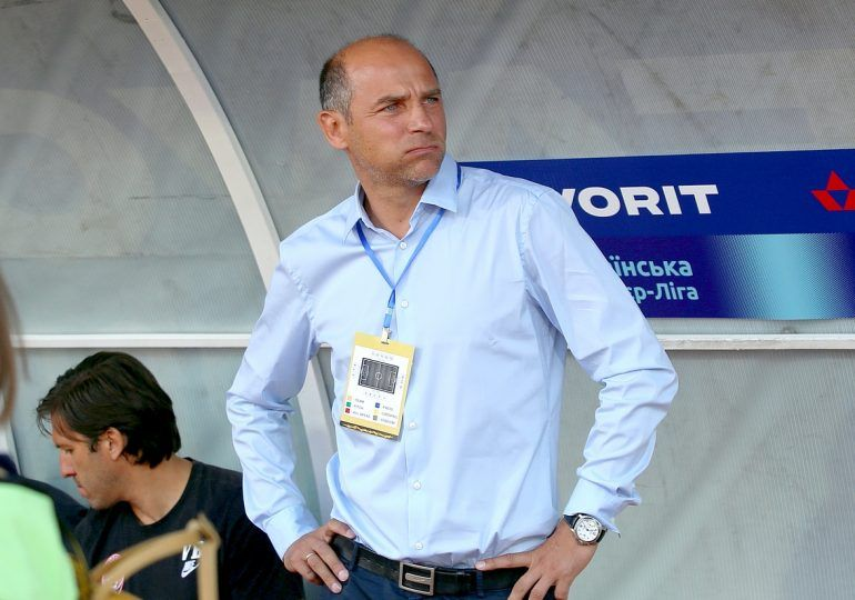 Главный тренер Луганской «Зари» Виктор Скрипник подвёл итоги сезона