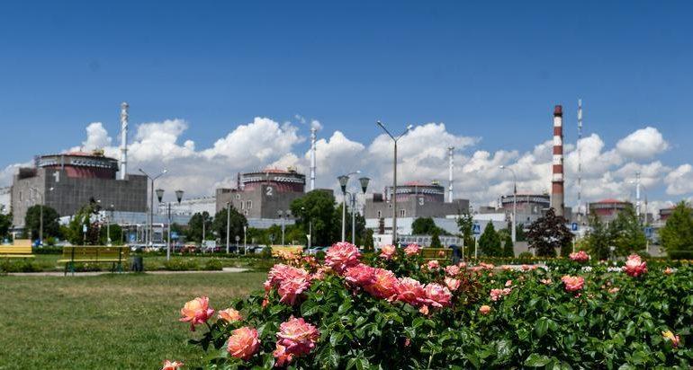 Запорожской АЭС выполнен план по производству электроэнергии за июль