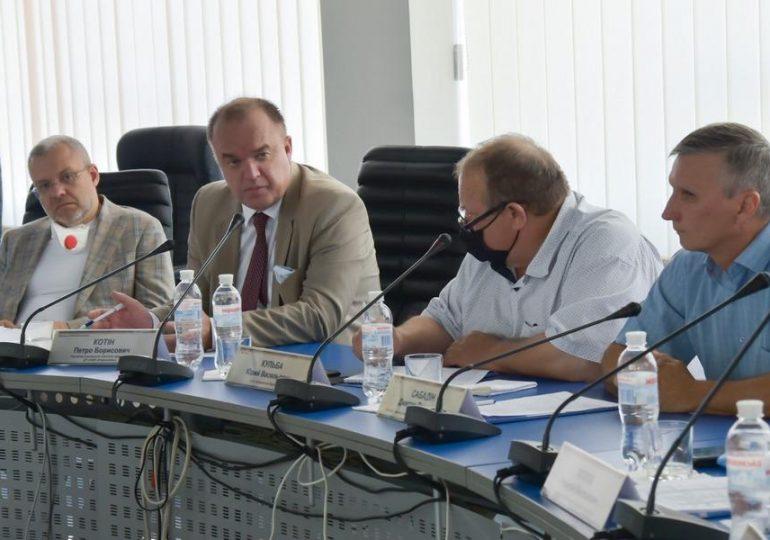 На Запорожской АЭС работает делегация во главе с в.и.о. президента ГП «НАЭК «Энергоатом»