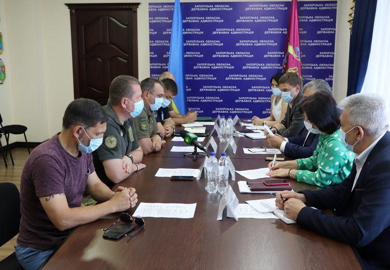В Бердянске начинают строить базу ВМС