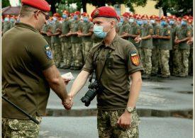 Бывший журналист МИГа получил награду командующего сухопутными войсками