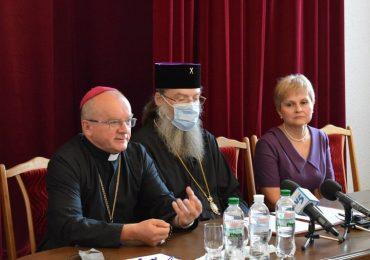 Відбулось засідання духовної ради християнських церков Запоріжжя