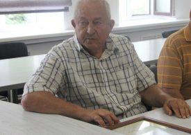 В Запорожье председатель городского объединения чернобыльцев получил награду минсоцполитики