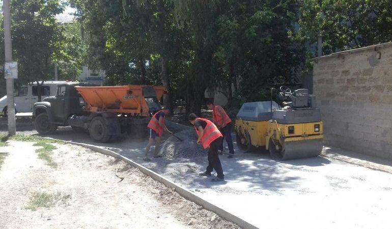 У Запорізькій області  продовжується ремонт доріг комунальної власності
