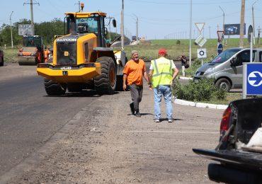 Автодорогу на Бердянск откроют в июле