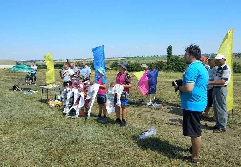 В Васильевском районе появилось новое футбольное поле