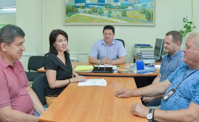 Профсоюзная организация Запорожской АЭС поддержала общественную организацию «БРАМА»