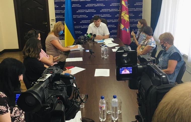 Як в Запорізькій області триває оздоровча кампанія для дорослих і дітей