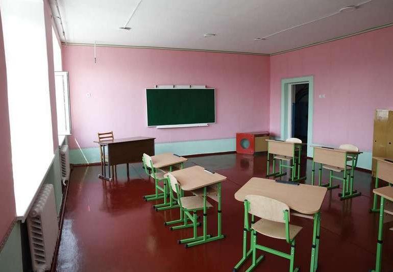 Школи Запорізької  області готують класи до приходу першачків