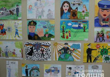 Запорізькі поліцейські побачили свою службу очима дітей