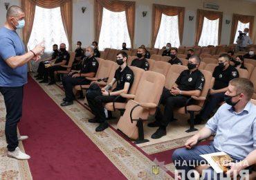 Будущие  участковые офицеры громад из Запорожской области пройдут обучение по спецпрограмме