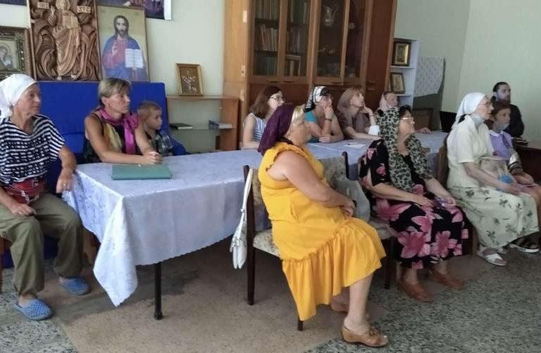 В Энергодаре открылся православный кинозал