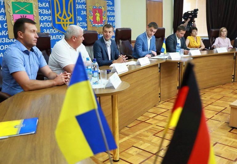 В Запорожской области немцы помогут отремонтировать четыре амбулатории
