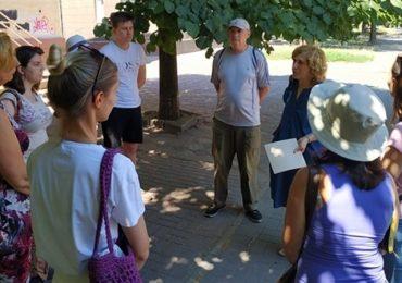 Стартовал проект «Школа гидов Запорожья 2020»