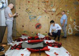 Для молоді Запорізької області збудують сучасний скеледром