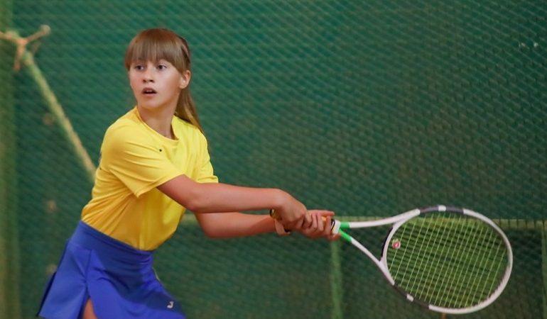 В Запорожье прошел детский  турнир по теннису