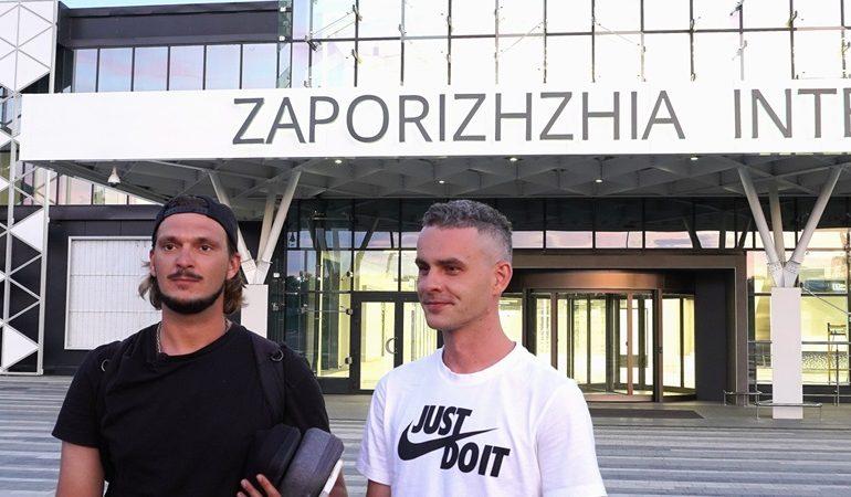 Аэропортом «Запорожье» заинтересовалась съемочная группа телешоу